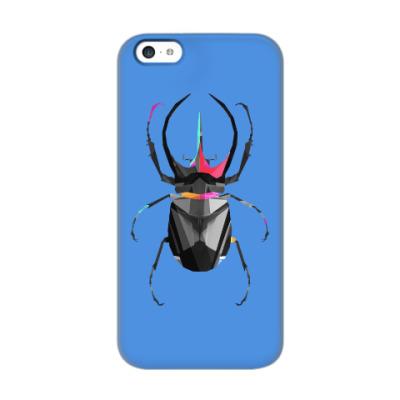 Чехол для iPhone 5c Жук