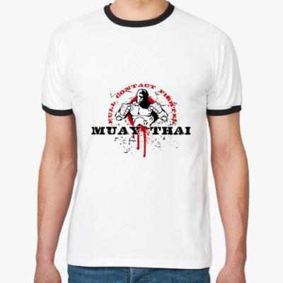 Футболка Ringer-T Muay Thai
