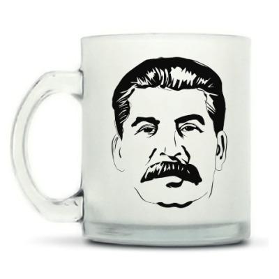 Кружка матовая Иосиф Сталин