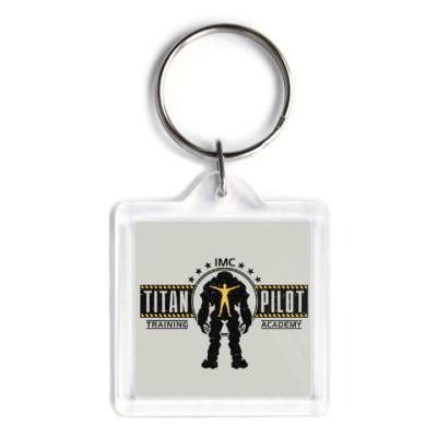 Брелок Battlefield Titan Pilot