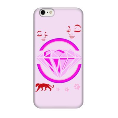 Чехол для iPhone 6/6s Pink Panther