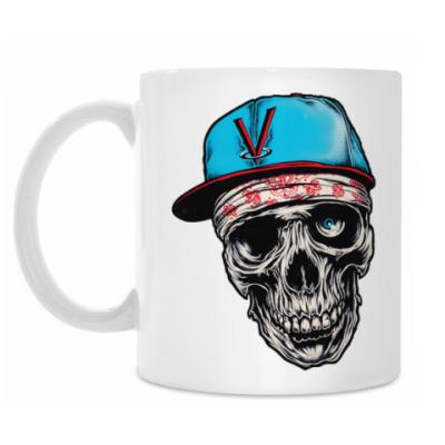 Кружка Hip Hop Skull