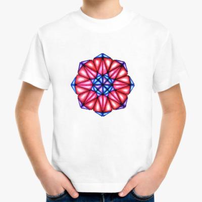Детская футболка Калейдоскоп Февраль