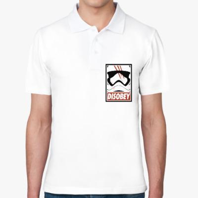 Рубашка поло Star Wars: Disobey