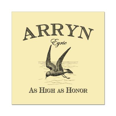 Наклейка (стикер) Arryn