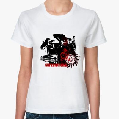 Классическая футболка SPN5S