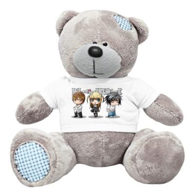 Плюшевый мишка Тедди Death Note