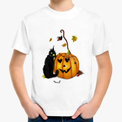 Детская футболка Happy Halloween