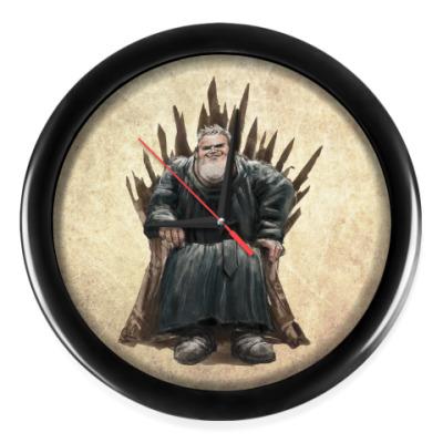 Настенные часы Игра Престолов: Ходор