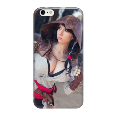 Чехол для iPhone 6/6s Assassin's Creed Girl