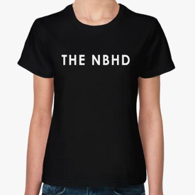 Женская футболка THE NEIGHBOURHOOD
