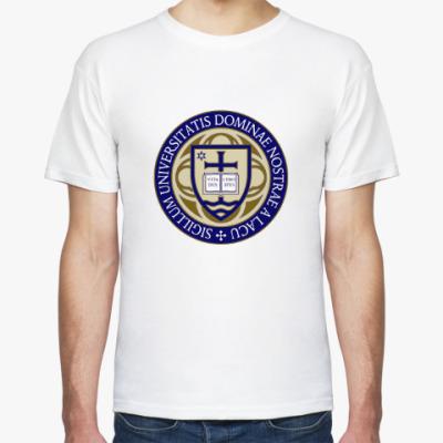 Футболка Университет