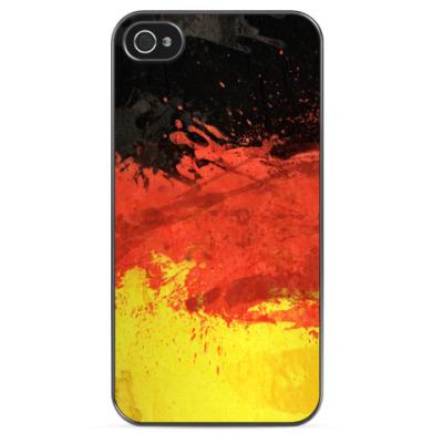 Чехол для iPhone Германия