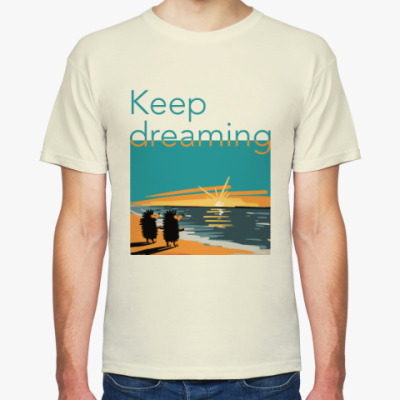 Футболка Keep dreaming