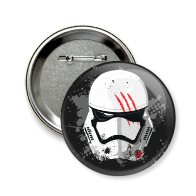 Значок 58мм Star Wars: Штурмовик