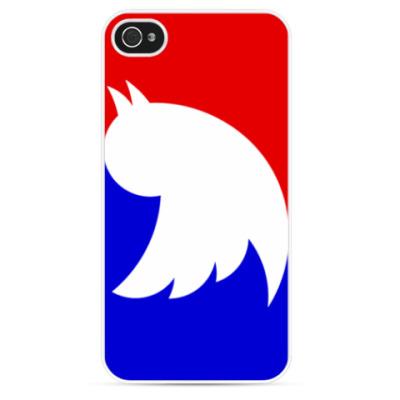Чехол для iPhone Tweet bird