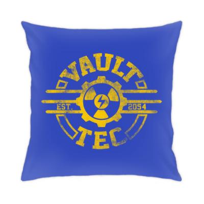Подушка Fallout. Vault-Tec