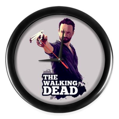 Настенные часы The Walking Dead