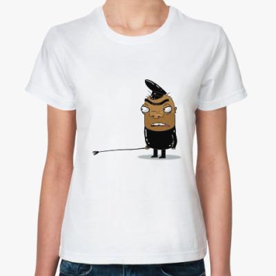 Классическая футболка ШаBen Gunn