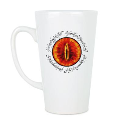Чашка Латте Око Саурона