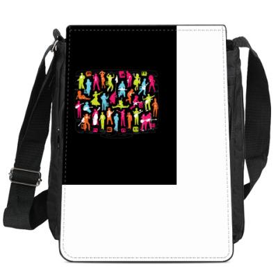Сумка-планшет Music Geek