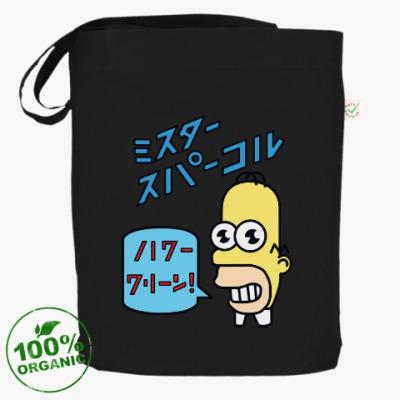 Сумка Симпсоны: Японский Гомер