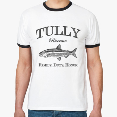 Футболка Ringer-T Tully