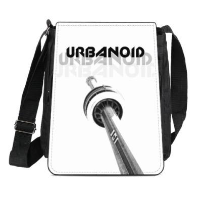 Сумка-планшет Для знающих гетто
