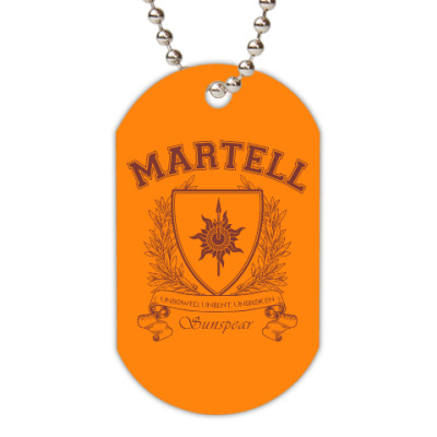 Жетон dog-tag House Martell
