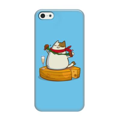 Чехол для iPhone 5/5s Франкот — Пятничный Котик №30
