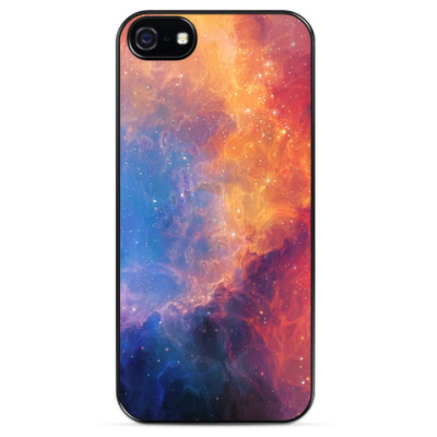 Чехол для iPhone Космос