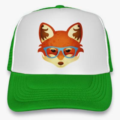 Кепка-тракер Foxy
