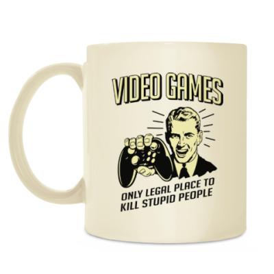 Кружка Video Games