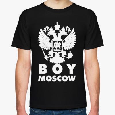Футболка BOY MOSCOW