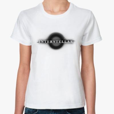 Классическая футболка Interstellar