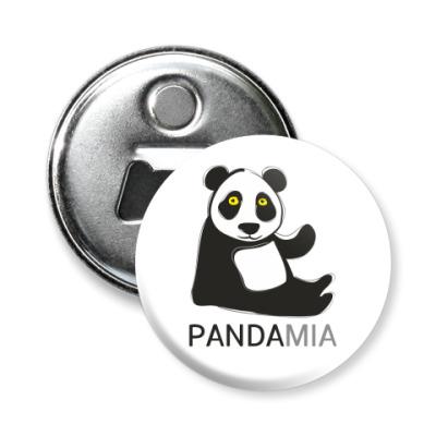 "Магнит-открывашка -открывашка ""Панда"""