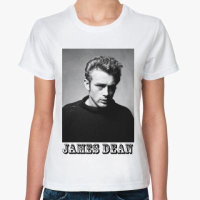 Классическая футболка Джеймс Дин James Dean