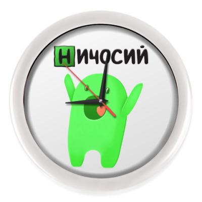 Настенные часы Ничосий