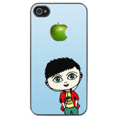 Чехол для iPhone MAN
