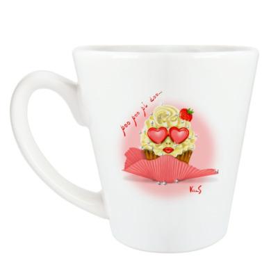 Чашка Латте Sweet Star
