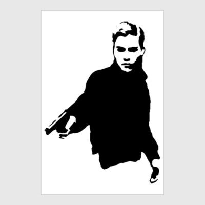 Постер Стрелок Московского Метро