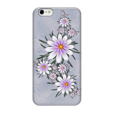 Чехол для iPhone 6/6s Нежные цветы
