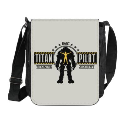 Сумка на плечо (мини-планшет) Battlefield Titan Pilot