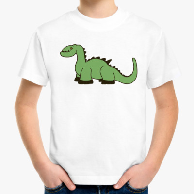 Детская футболка Baby Dino
