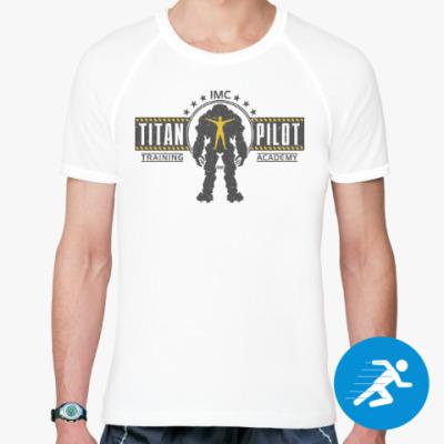 Спортивная футболка Battlefield Titan Pilot