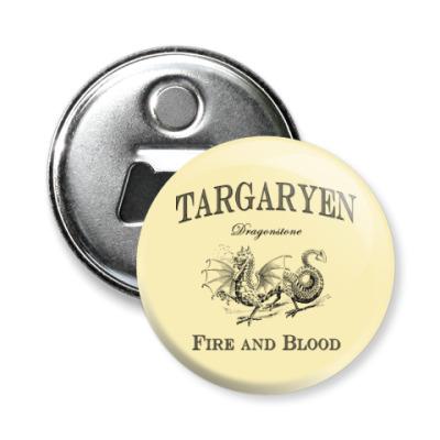 Магнит-открывашка Targaryen