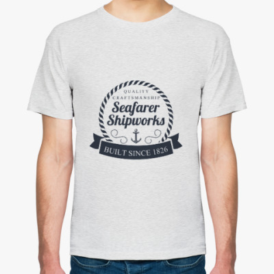 Футболка Seafarer Shipworks