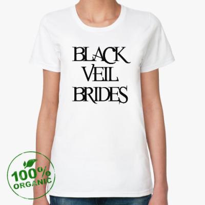 Женская футболка из органик-хлопка Black Veil Brides