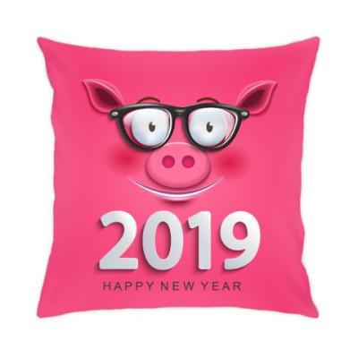 Новогодняя Свинка 2019