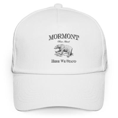 Кепка бейсболка Mormont